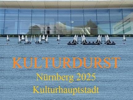 Bewerbung, Botschaft, Architektur, Kulturdurst, Kulturhauptstadt, Nürnberg 2025