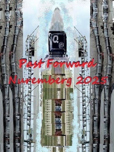 Nürnberg 2025, Raumfahrt, Bewerbung, Kulturhauptstadt, Botschaft, Fotografie