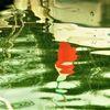 Wasser, Verzerrung, Spiegelung, Maderno