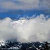 Berge, Wolken, Wetter, Himmel