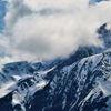 Berge, Wolken, Panorama, Wetter