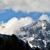 Wolken, Wetter, Panorama, Berge