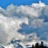 Berge, Wolken, Panorama, Seefeld