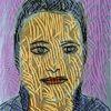 Frau, Portrait, Kopf, Gesicht