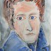Portrait, Menschen, Rückkehr 2028, Findling