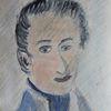 Menschen, Portrait, Findling, Frisur