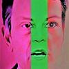Gesicht, Politische farbenlehre, Menschen, Synthese