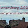 Kulturhauptstadt, Botschaft, Nürnberg 2025, Doppelt