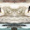 Surfen, Sport, Wasser, Collage