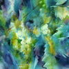 Weintrauben, Aquarellmalerei, Herbst, Rebe