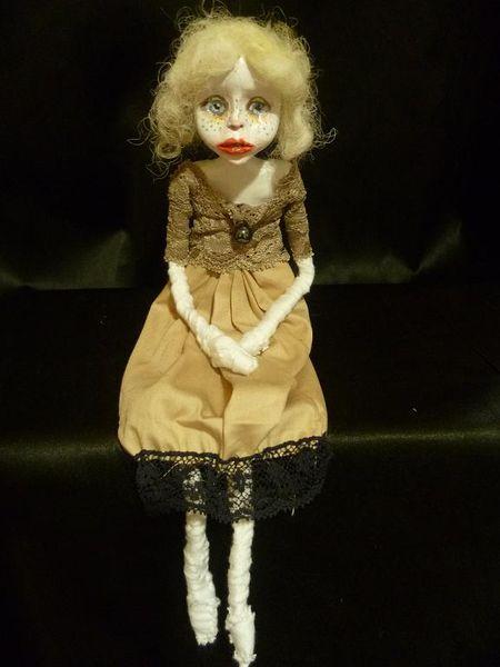 Figur, Verkleidung, Plastik, Puppe, Theater, Clown