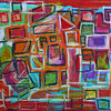 Farben, Hell, Pastellmalerei, Dekoration