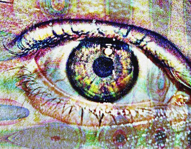 Augen, Digitale kunst, Fantasie