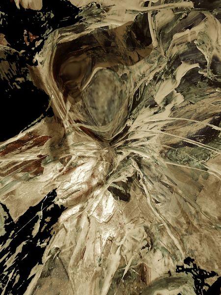 Abstrakt, Schwarz, Abstrakte kunst, Farben, Modern, Digitale kunst
