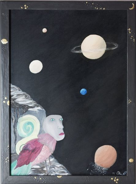 Malerei, Welt, Suche