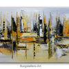 Acrylmalerei, Abstrakte malerei, Malen, Abstraktes leinwandbild