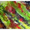 Malen, Pouring, Abstrakte kunst, Malerei