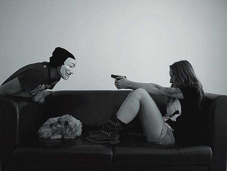 Fotografie, Gesellschaft, Politik, Menschen, Angst