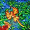 Acrylmalerei, Malerei, Impressionismus