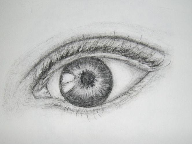 Kohlezeichnung, Skizze, Zeichnung, Zeichnungen