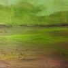 Grün, Wasser, Farben, Malerei