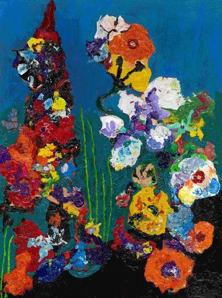 Grün, Assoziation, Rot schwarz, Violett, Arrangement, Blau