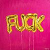 Schimpfwort, Malerei, Brief, Luftballon