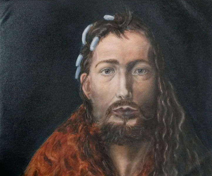 Albrecht dürer, Malerei, Dürer,