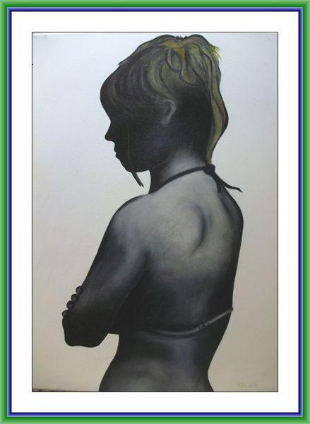 Malerei, Gemälde, Licht, Schatten