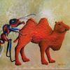 Acrylmalerei, Malerei, Fantasie, Abstrakt