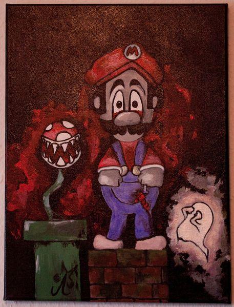 'Mario Zombie