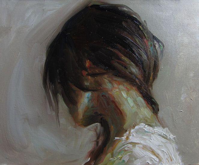 Prima, Alla, Ölmalerei, Malerei