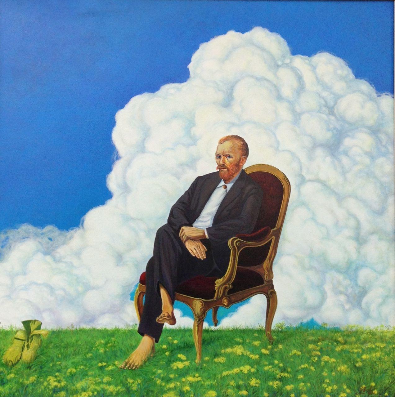 Bild Van Gogh Malerei Menschen Gogh Von Alexander Seib