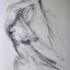 Tanz, Frau, Expressionismus, Zeichnungen