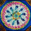 Blumen, Melodie, Buddha, Mandala