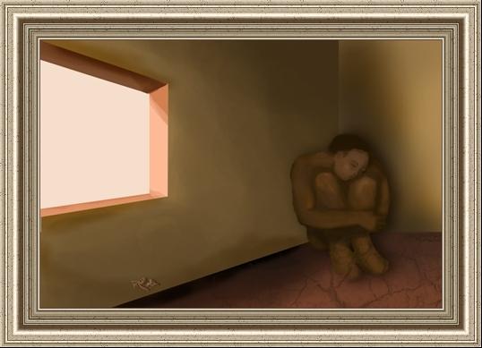 Malerei, Isolation