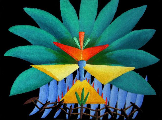 Synästhesie, Ölfarben, Abstrakt, Malerei, Ausstellung