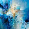 Blau, Licht, Abstrakt, Türkis