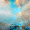 Licht, Wasser, Spiegelung, Wolken