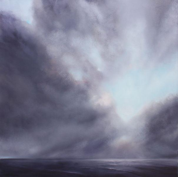 Licht, Meer, Gewitter, Himmel, See, Wolken