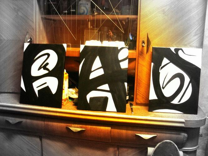 bad tags street art skizze stra e von olee bei kunstnet. Black Bedroom Furniture Sets. Home Design Ideas
