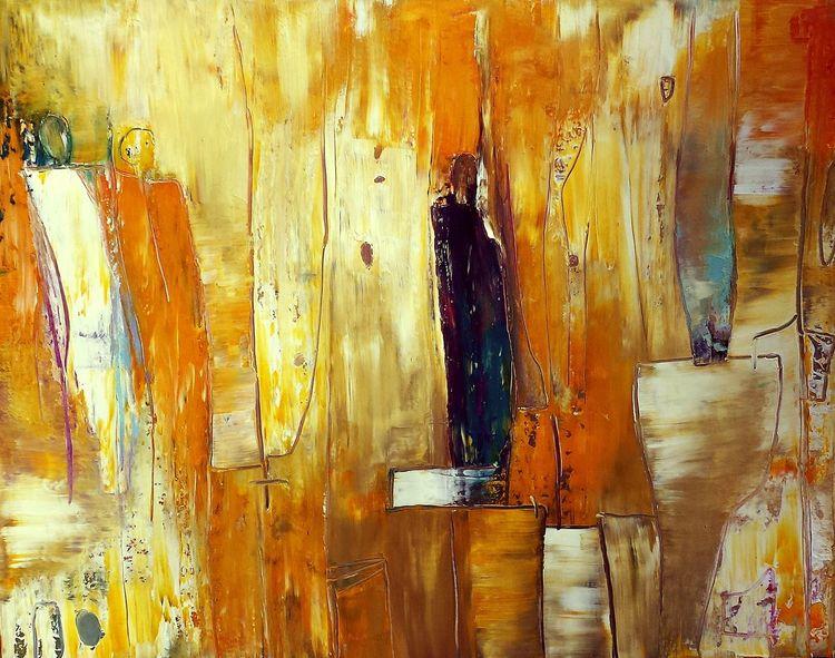 Malerei, Leben