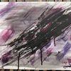 Schwarz, Abstrakt, 399786, Aggressiv