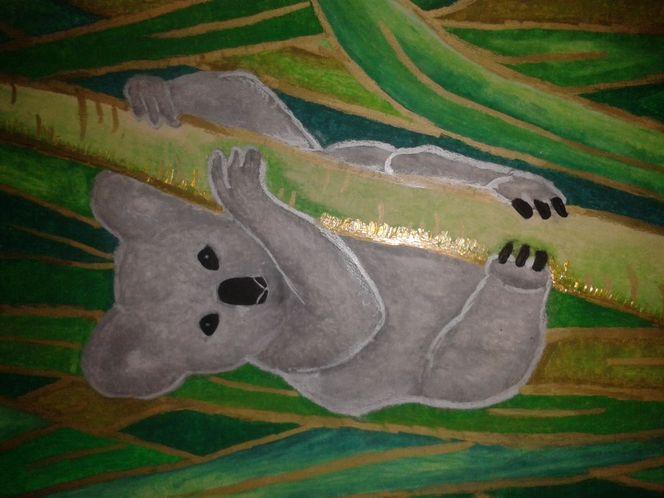 Tiere, Malerei, Freunde