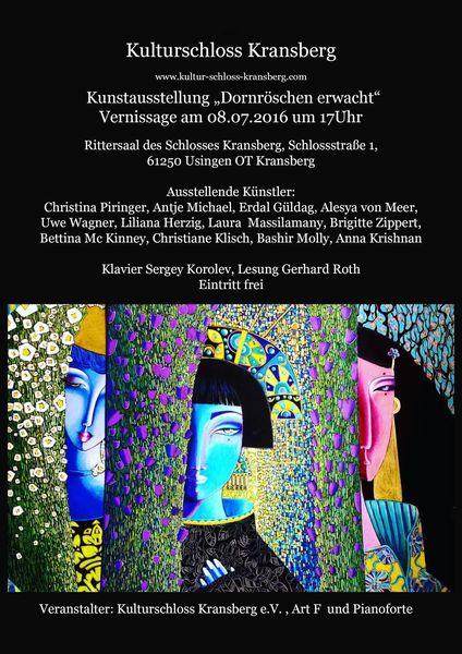 Ausstellung, Usingen, Schloss, Dornröschen, Kransberg, Frankfurt