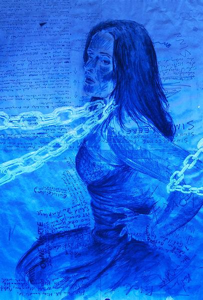 Akt, Illustrationen, Ultraviolet, Licht