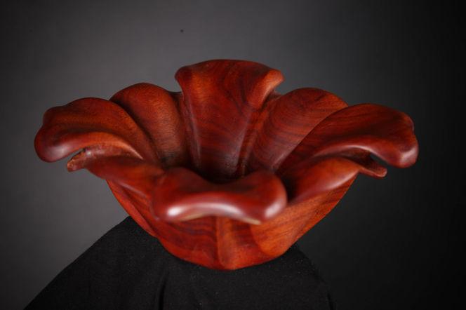 Blumen, Holz, Geschenk, Kunstwerk, Dekoration, Vase