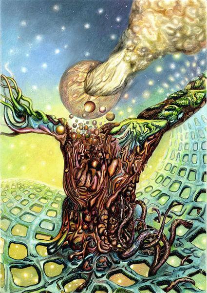 Digitale kunst, Genesis
