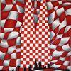 Köln, Rot, Weiß, Malerei