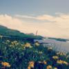 Wolken, Klippe, Himmel, Irland